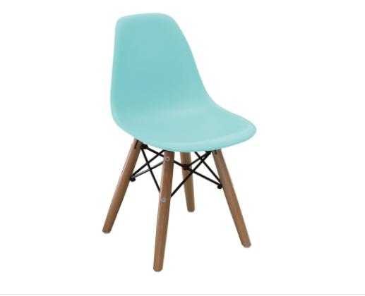 silla holly aqua para niños | alvaluz.com