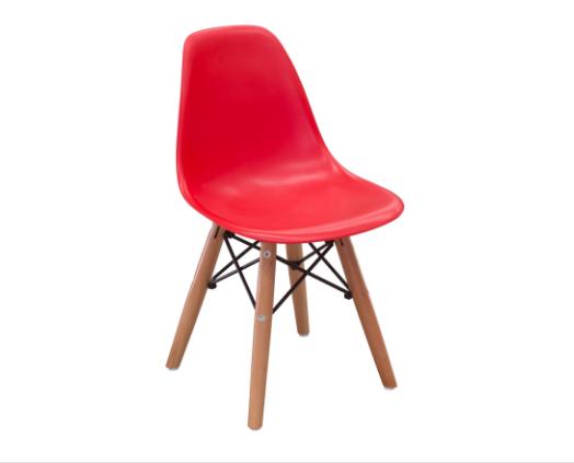 silla holly roja para niños | alvaluz.com