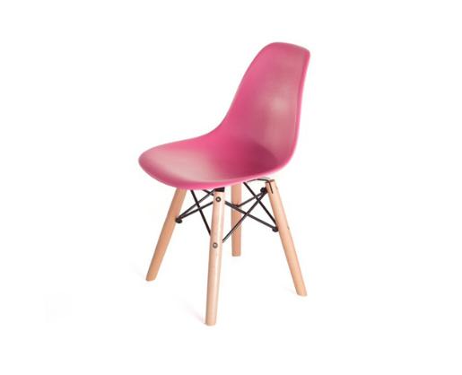 silla holly rosa para niños | alvaluz.com