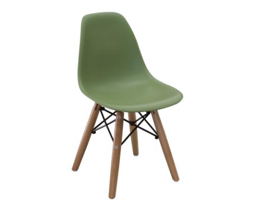 silla holly verde para niños | alvaluz.com