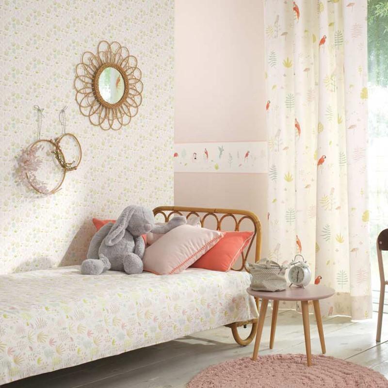 papel tapiz en Guadalajara, colección Happy Dreams de Casadeco | alvaluz.com
