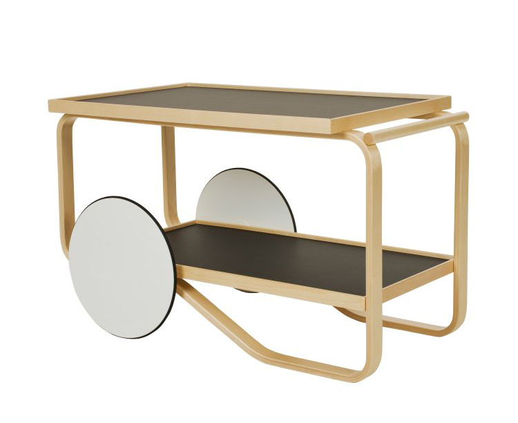 Tea Trolley | alvaluz.com