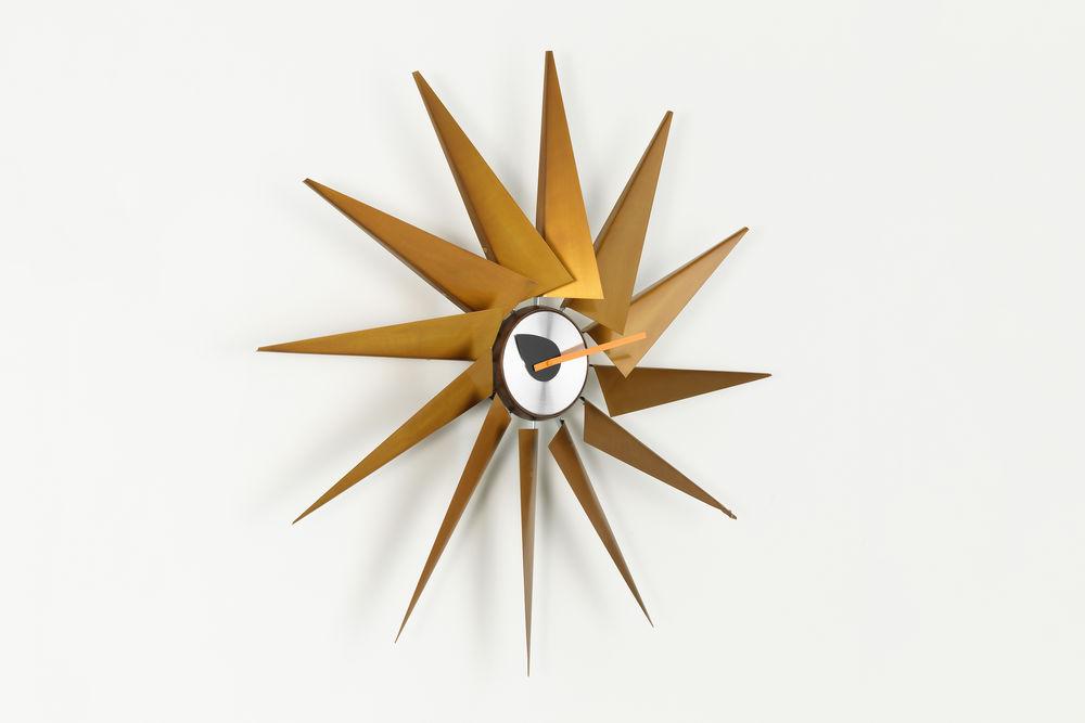 Turbine Clock - wall clock | alvaluz.com