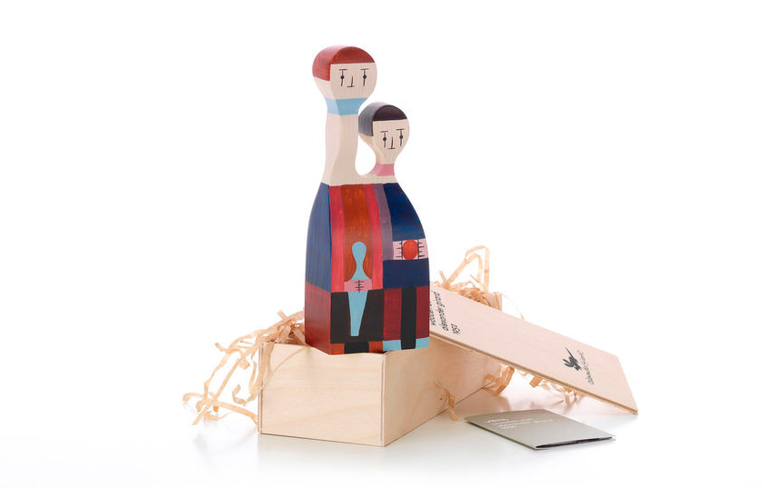 Wooden Doll No. 11 Alexander Girard | alvaluz.com